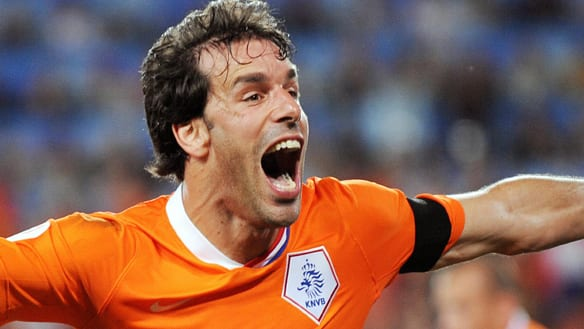 Dutch forward Ruud van Nistelrooy might not play at the World Cup.