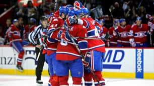 Canadiens Dominate Flyers In Game 3