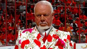 Flyers Can Upset Blackhawks: Don Cherry