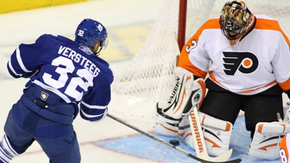 NHL Preview: Leafs At Flyers