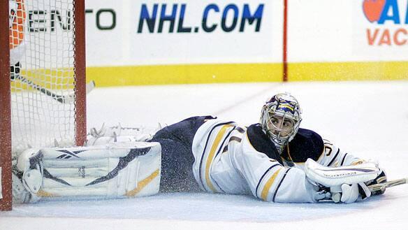 Which NHL Goalies Will Rebound?