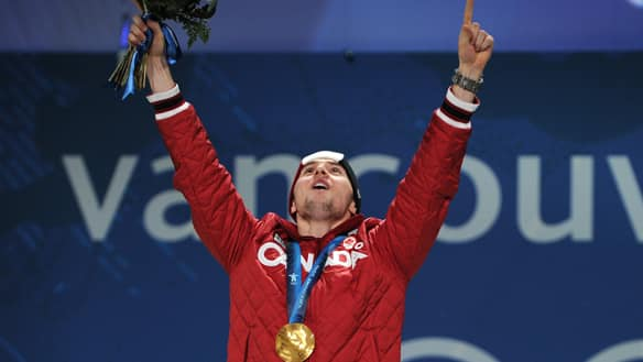 Alexandre Bilodeau won Canada's first Olympic gold on home soil, but he wasn't the only Canadian hero at the 2010 Games.