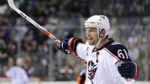Blue Jackets End Kings' Perfect Home Start