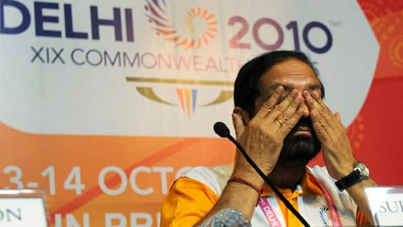 Suresh Kalmadi oversaw a Commonwealth Games that had its budget balloon to $15 billion US from an estimated $412 million.