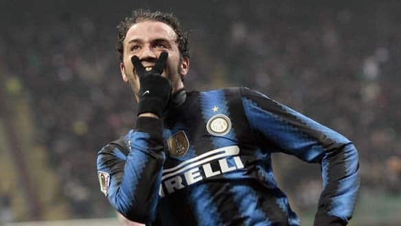 Serie A Update: Pazzini rescues Inter as Milan hold firm