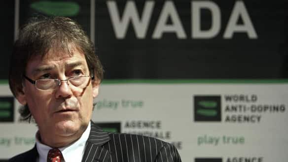 WADA's David Howman