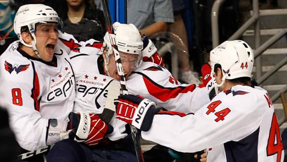 game and Alex Ovechkin,