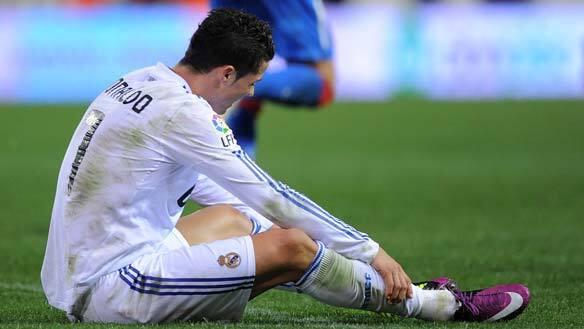 ronaldo cristiano 2011. Cristiano Ronaldo picked up a