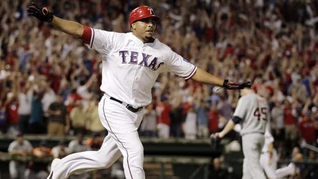 Cruz hits historic grand slam to win Game 2 for Rangers 940-tigers-rangers-ap-111010-8col