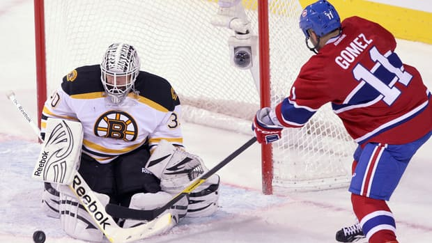 Thomas, Bruins Blank Habs For 9th Straight Win