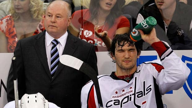 Fired Capitals Coach Boudreau Doesn't Blame Ovechkin - Says There Was No Rift With 2-time MVP
