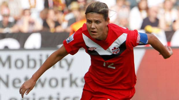 Canadian captain and B.C. native Christine Sinclair will lead the women's national team at the 2012 CONCACAF Olympic qualifying tournament in Vancouver Jan. 19-29.