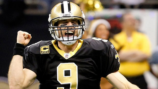 New Orleans Saints quarterback Drew Brees is looking for a lucrative final contract after several stellar seasons in Louisiana.