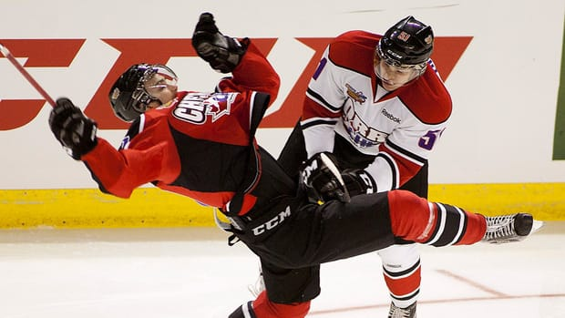 CHL: Troock Leads Team Orr Past Team Cherry In Top Prospects Game