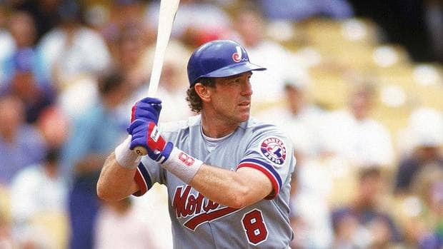 Gary Carter, seen here in his last season in the majors in 1992, left an indelible mark on baseball in Canada, hitting 220 of his 324 home runs in an Expos uniform and becoming the club's first player enshrined in the National Baseball Hall of Fame in Cooperstown, N.Y., on July 27, 2003.