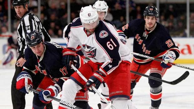Nash Wanted Out Of Columbus, Jackets GM Says