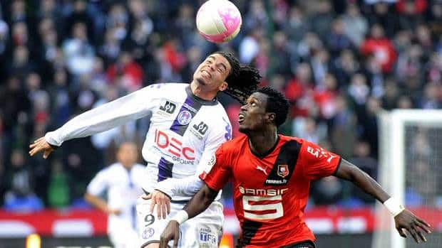 Lille hit four, TOULOUSE up to fourth