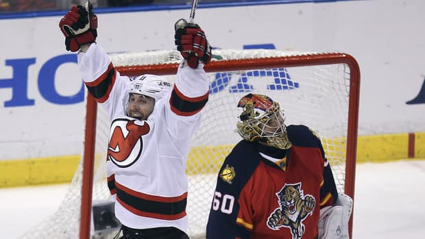 Devils Dispatch Panthers From Playoffs In 2OT
