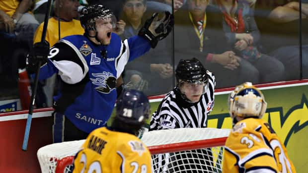 CHL: Sea Dogs Send Shawinigan To Tiebreaker At Memorial Cup
