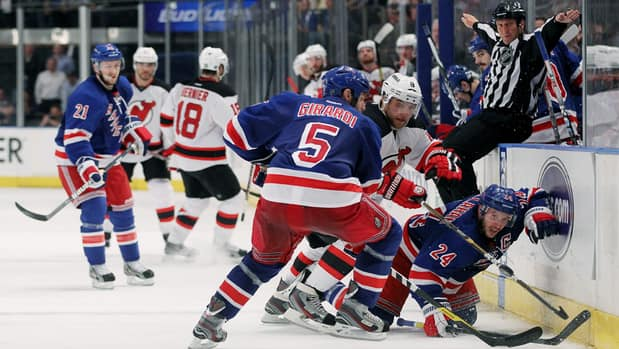 Devils, Rangers Talk Resiliency Ahead Of Game 5