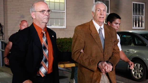 Jerry Sandusky insists he's not guilty: lawyer