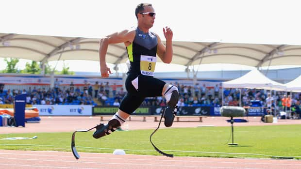 Oscar Pistorius of South Africa, shown here in the men's T42/43/44 200m during day one of the BT Paralympic World Cup in May, failed to qualify for the London 2012 Olympics on Friday.