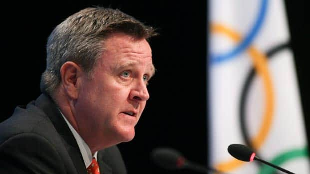 Scott Blackmun, seen last month, said the USOC will focus all its energy on bids for 2024 and 2026, having not hosted since Salt Lake City.