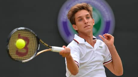 Canada's Filip Peliwo wins Wimbledon junior title