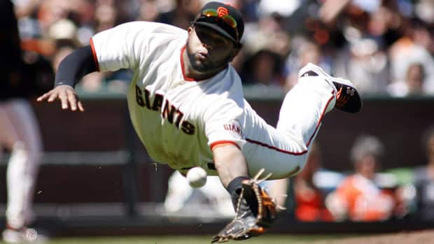 San Francisco Giants' Pablo Sandoval had a sexual assault complaint filed against him earlier this year.
