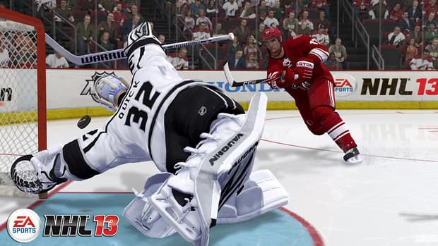 The release date for NHL '13 is less than two weeks away. Does EA Sports make the best video games?