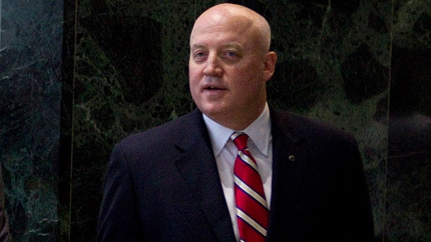NHL deputy commissioner Bill Daly, seen last month, expressed frustration at the lack of movement on the biggest issues confronting the two sides.