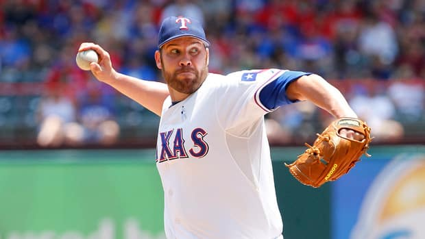 Colby Lewis was 6-6 with a 3.43 ERA in 16 starts this season before surgery in July to repair a torn flexor tendon in his right elbow.