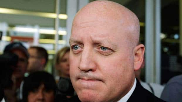 NHL deputy commissioner Bill Daly and the league locked out its players after the Sept. 15 deadline passed with no Collective Bargaining Agreement.