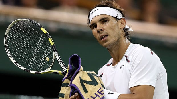 Rafael Nadal could miss the ATP World Tour Finals in London Nov. 5-12 and Spain's Davis Cup final against the Czech Republic Nov. 16-18. Even the Australian Open in January is no sure thing for the injured tennis star.