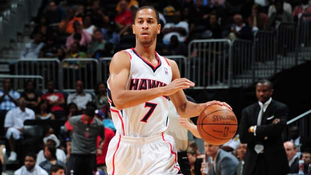 Jannero Pargo averaged 5.6 points, 1.9 assists and 1.5 rebounds with the Atlanta Hawks last season, his eighth in the NBA.