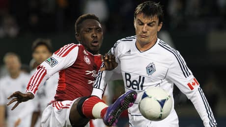 Whitecaps eye historic playoff berth in clash with Timbers