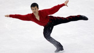 Canada's Patrick Chan won the 2011 Skate Canada International event in Mississauga, Ont.