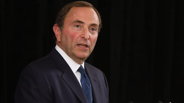Bettman Appears To Want The Players To Wave A White Flag