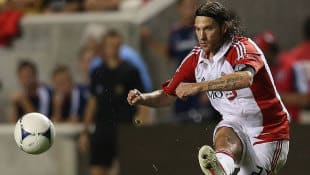 German midfielder Torsten Frings, 35, is no greyhound on the pitch for Toronto FC but still has great vision and smarts. But can he return from hip surgery?
