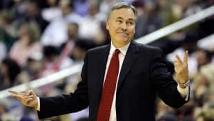Mike D'Antoni coached Lakers point guard Steve Nash in Phoenix.