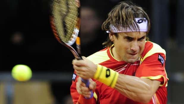 David Ferrer leads reigning champion Spain against the Czech Republic in the Davis Cup final.