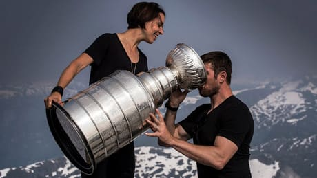 Willie Mitchell's Stanley Cup experience in 360 degrees