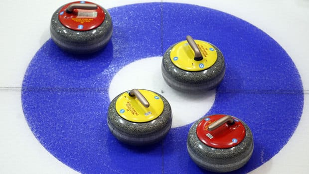 Action continued at the Canadian junior curling championships in Fort McMurray, Alta. on Saturday.