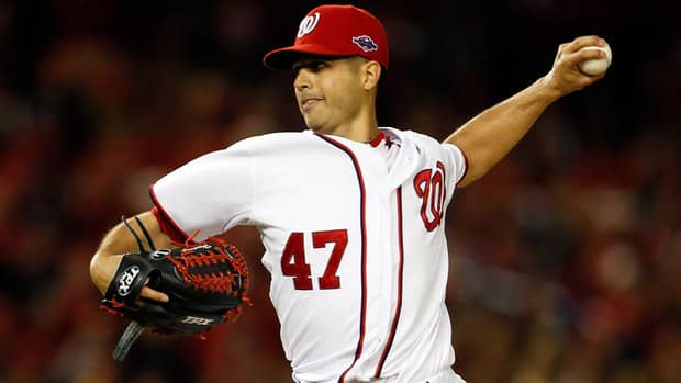 Gio Gonzalez reiterated he's never taken performance-enhancing drugs.