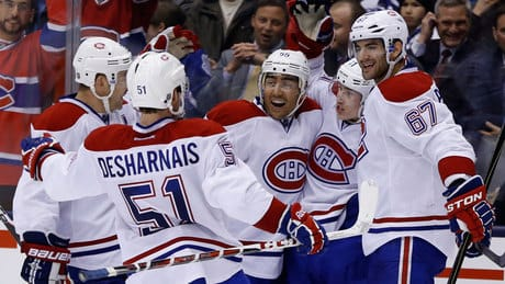 Wharnsby: Habs on top with winning mindset