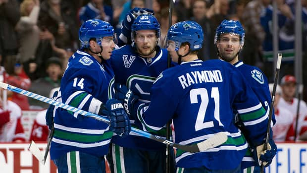 Vancouver Canucks Players