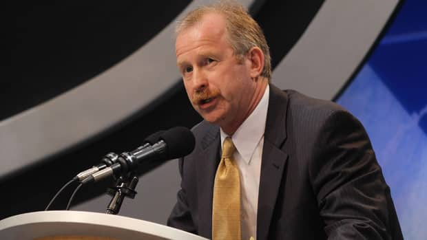 Jim Nill 'deserving Of Opportunity' To Be Stars GM: Dallas Names Ex-Red Wings Exec To Post