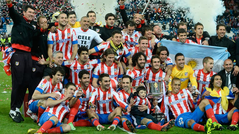 Atletico beats Real Madrid to win Copa del Rey - CBC ...