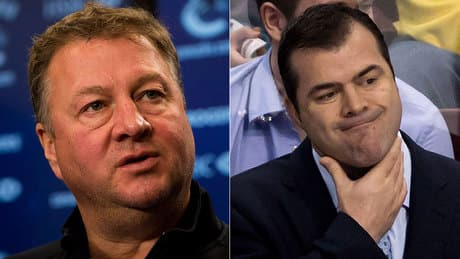 Cherry says Canuck coaches 'thrown down the drain'