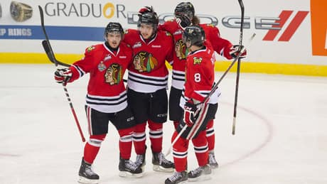 Winterhawks down Blades to clinch Memorial Cup semifinal berth